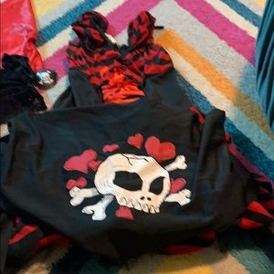 California Costumes Other - Junior S(3-5) Jewel of the Sea Pirate Costume